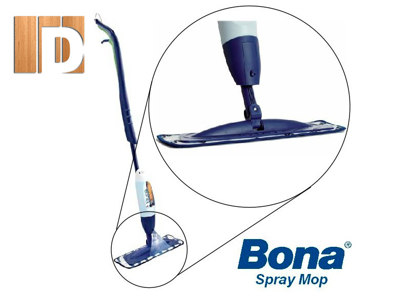bona spray mop