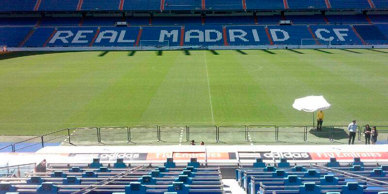 Palco Real Madrid